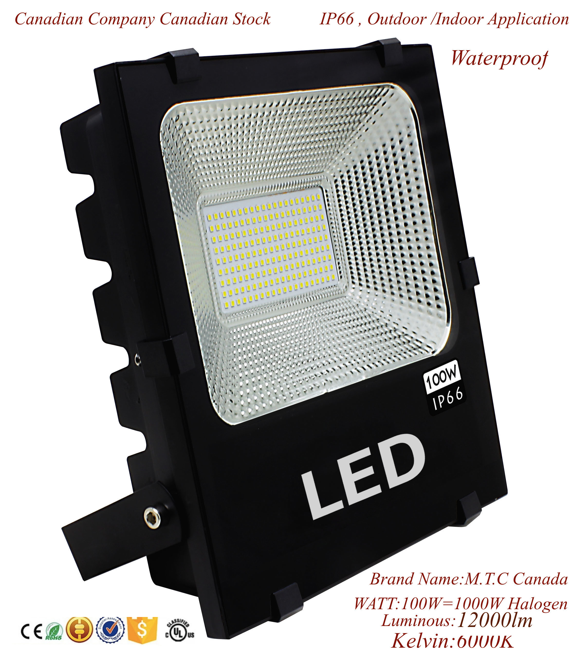 MTC Canada Led Light